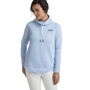 Vineyard Vines Pullover Cowl Shep Shirt